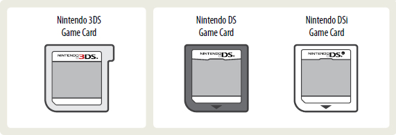 Nintendo 3ds Game Card : Game card wireless security compatibility nintendo support