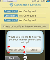 how to connect to the internet nintendo support rh en americas support nintendo com Nintendo Wii Wi-Fi Connection nintendo ds wifi connection manual setup