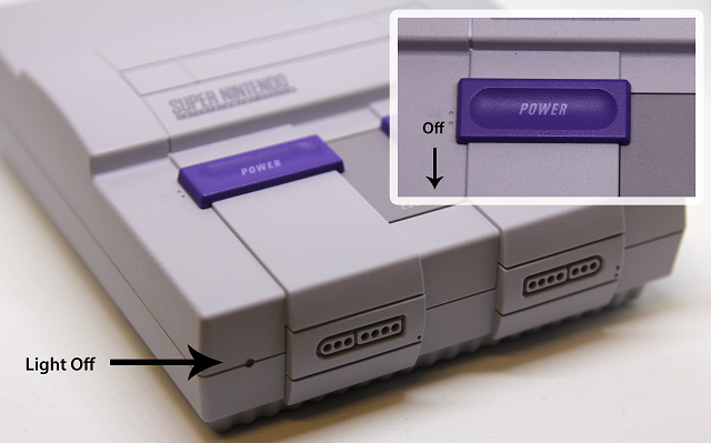 No Sound from the Television [Super NES Classic Edition] | Nintendo