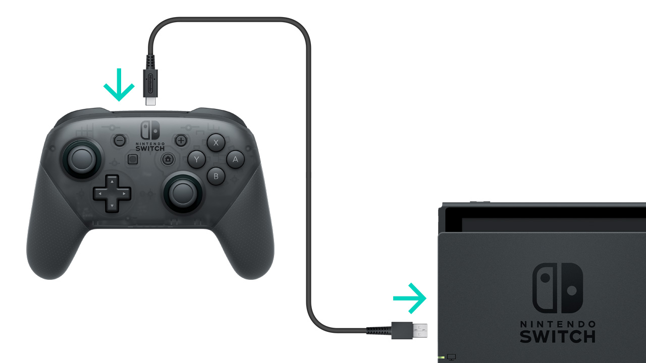 How To Pair The Nintendo Switch Pro Controller Nintendo