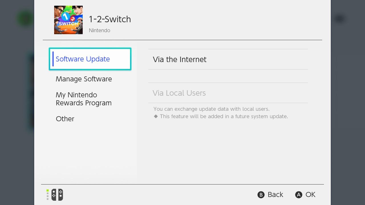 how to update software nintendo support rh en americas support nintendo com System Software Nintendo GameCube