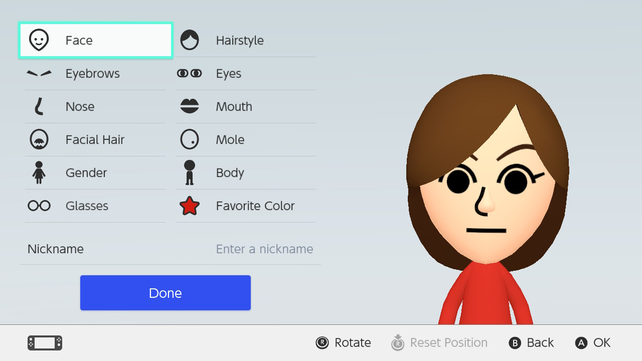 How To Create A Mii Nintendo Support