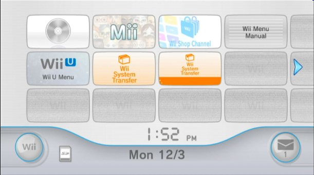 Built-in software wii u from nintendo system software.
