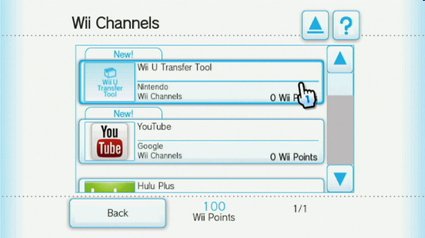 wii u setup instructions