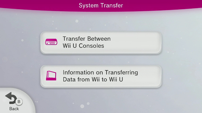 Transfer Nintendo Network ID to Another Wii U