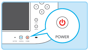 how to remove reseat or replace the battery in a wii u gamepad loosen the battery cover screws a crosshead style size 0 screwdriver