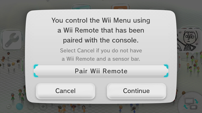 how to play wii games on the wii u nintendo support rh en americas support nintendo com Nintendo Wii Manual Setup Nintendo Wii Controller
