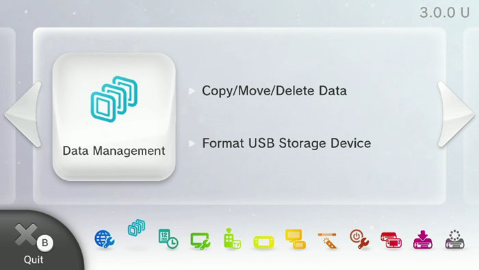 How To Move Or Copy Data To And From A Single External Storage