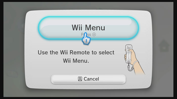 How to boot the wii u console into the wii menu nintendo support
