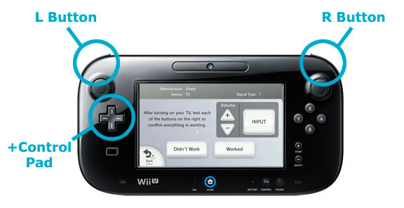 Why is my wii u not connecting to my tv